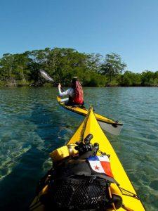 Paddling Panama - Isla de Coiba